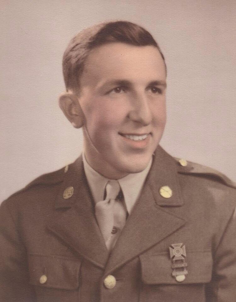 Don Enders, Sr. - Veterans Day