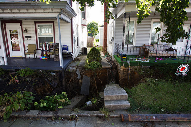 When Sinkholes Attack